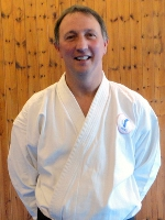 Sensei Tony Kenneally